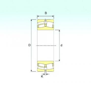 110 mm x 200 mm x 53 mm  ISB 22222 spherical roller bearings
