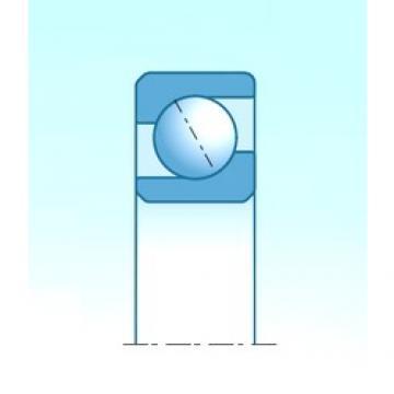 95 mm x 170 mm x 32 mm  NTN 7219CG/GNP4 angular contact ball bearings