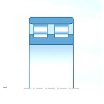 280 mm x 380 mm x 100 mm  NTN NN4956KC1NAP4 cylindrical roller bearings