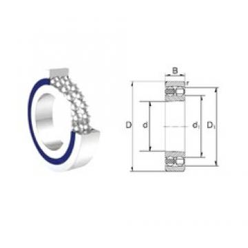 10 mm x 30 mm x 9 mm  ZEN 1200 self aligning ball bearings