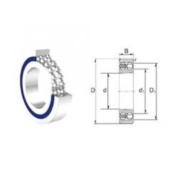 10 mm x 30 mm x 9 mm  ZEN S1200 self aligning ball bearings